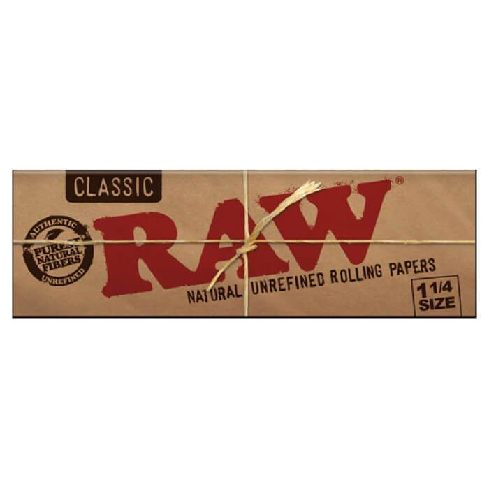 Raw Rolling Papers Classic 1 1/4 #1