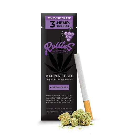 Mylar Pre Rolls Hemp Stick by Rollies