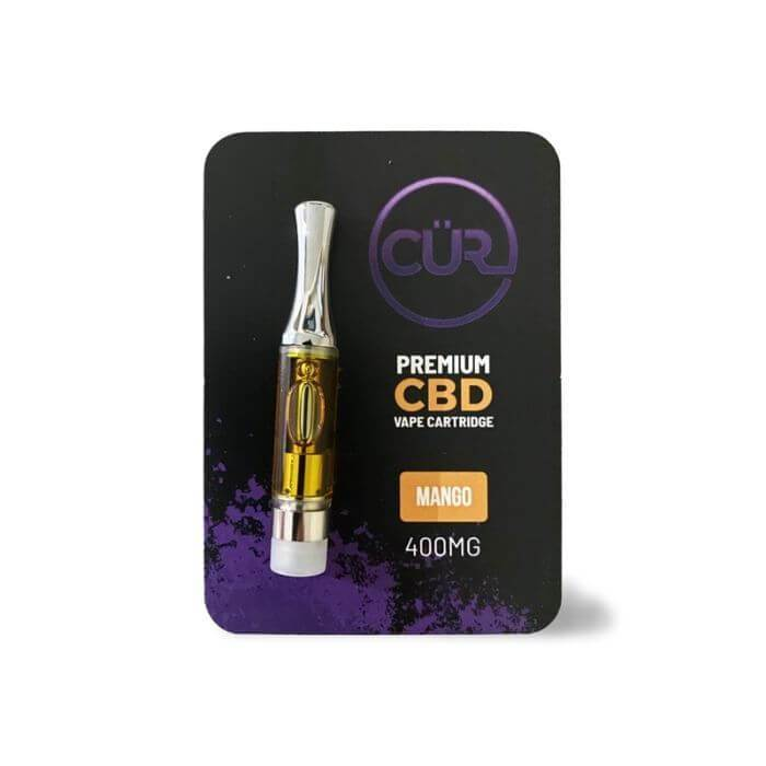 CUR CBD Mango Vape Cartridge