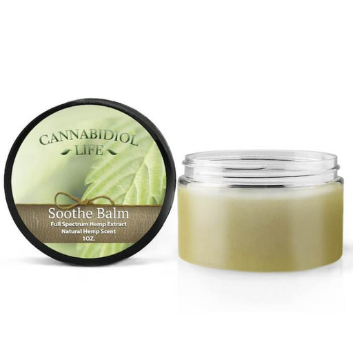 Deep Soothing CBD Balm by Cannabidiol Life