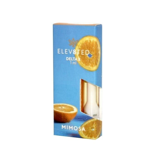 Delta 8 Mimosa CBD Cartridge by Elev8ted Labs