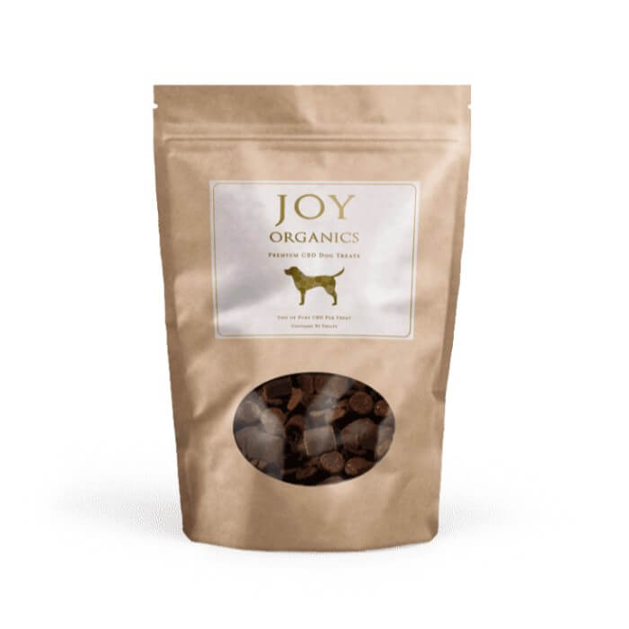 Beef Flavored CBD Dog Treats by Joy Organics