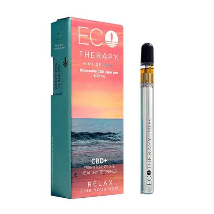 Eco Therapy CBD Relax Disposable Vape Pen