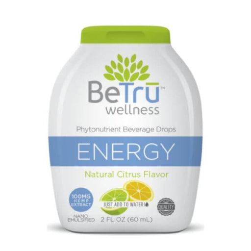 Be Tru Wellness Energy CBD Beverage Drops