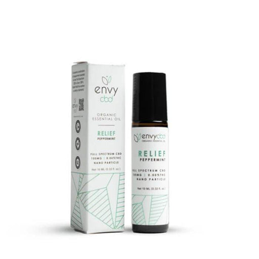 Envy CBD Relief Essential Oil Roll On