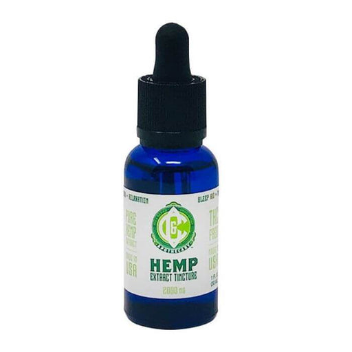 Flavorless CBD Tincture by C & C Apothecary