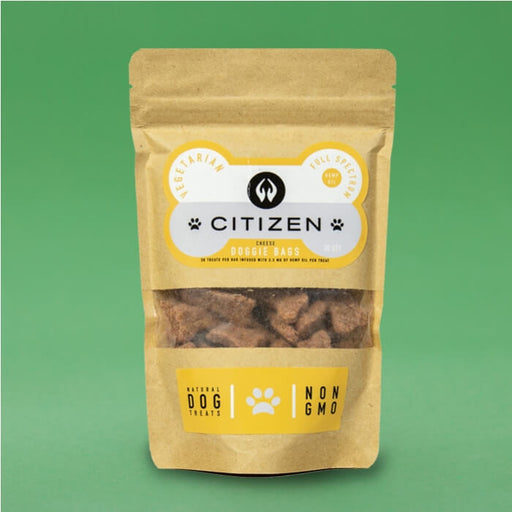 Full Spectrum CBD Pet Treats by Citizen CBD