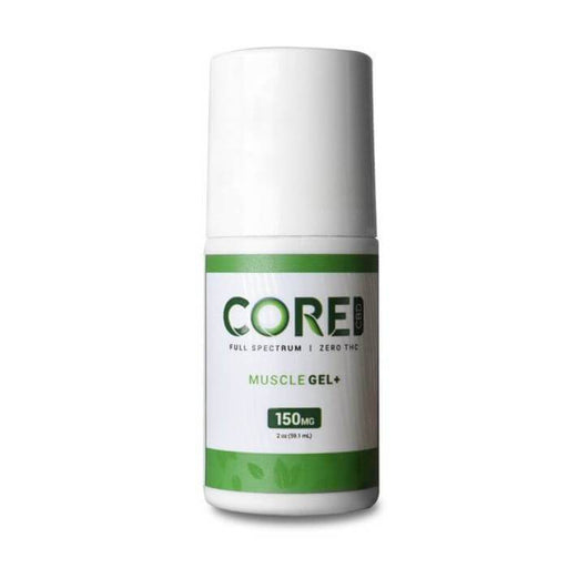 Full Spectrum CBD Muscle Gel by Core CBD