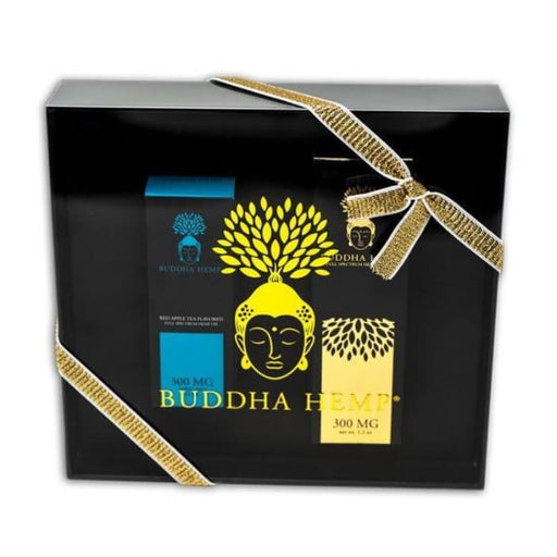 Buddha Hemp Full Spectrum Two Piece Bundle Box