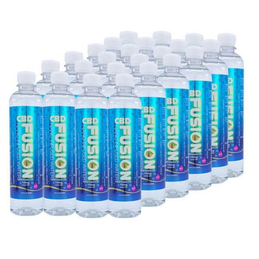 Fusion Brands CBD Fusion Water (24-Pack)