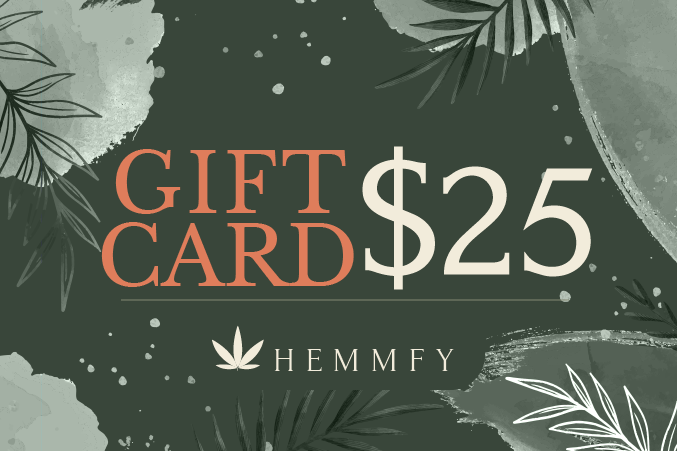 CBD Gift Card by Hemmfy