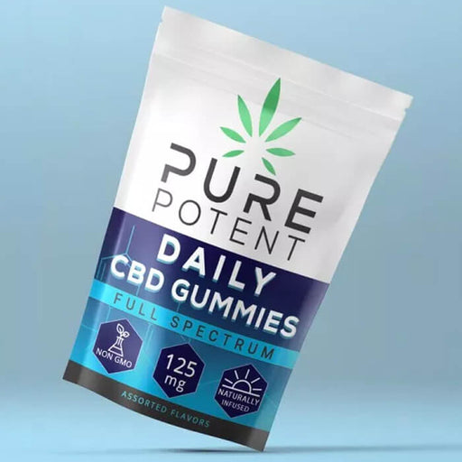 Daily CBD Gummies by Pure Potent