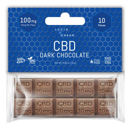 Lucid Dream CBD Grab N' Go CBD Chocolate