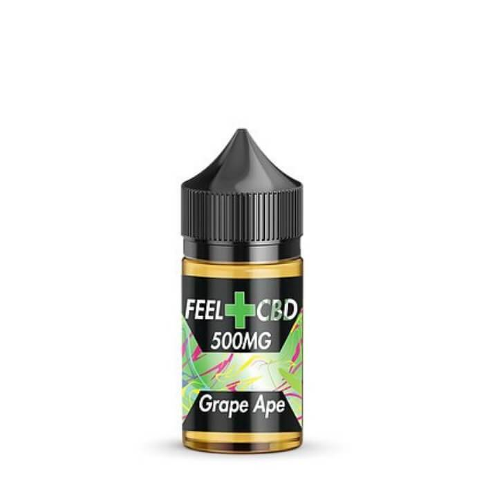 Grape Ape CBD Vape Juice by Feel CBD
