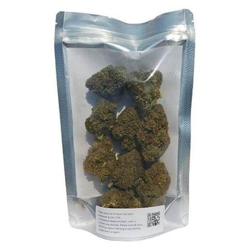 MedHemporium CBD Blue Moon Kush Hand Trimmed Hemp Flower