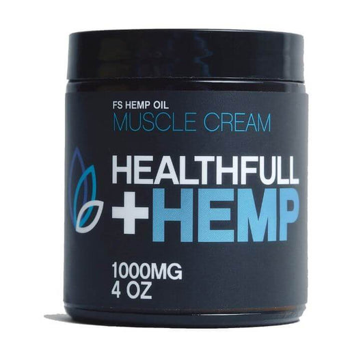 Healthfull Hemp CBD Muscle Cream