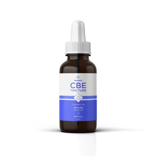 Hemmfy Isolate CBE Oil Tincture