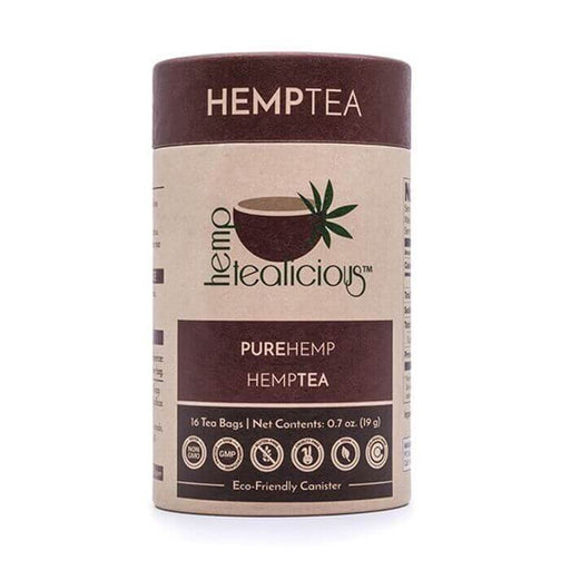 Pure Hemp Botanicals Hemp Flavored Pure Hemp Tea