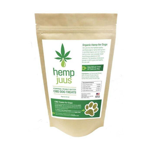 Hempjuus CBD Dog Treats