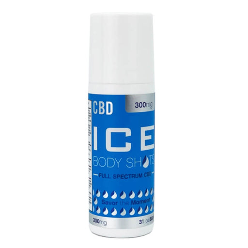 Fusion Brands Ice Body Shots CBD Joint Cream
