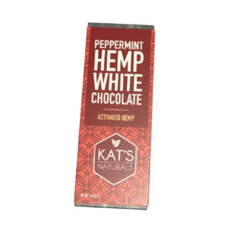 Kat's Naturals Hemp White Chocolate Bar