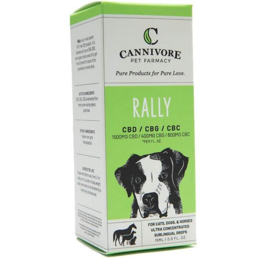 Kat's Naturals Rally CBD Pet Tincture