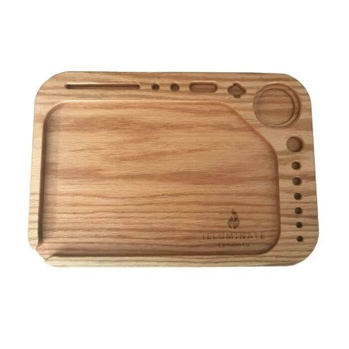 King Sized Rolling Tray by Illuminate CC