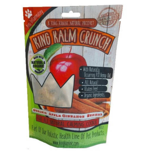 King Kalm Apple Cinnamon CBD Crunch by King Kanine