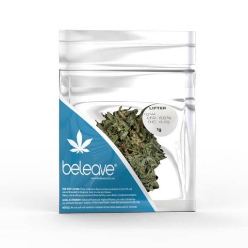 Beleave CBD Lifter Pouch