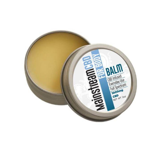 Mainstream CBD Full Spectrum CBD Pain Balm