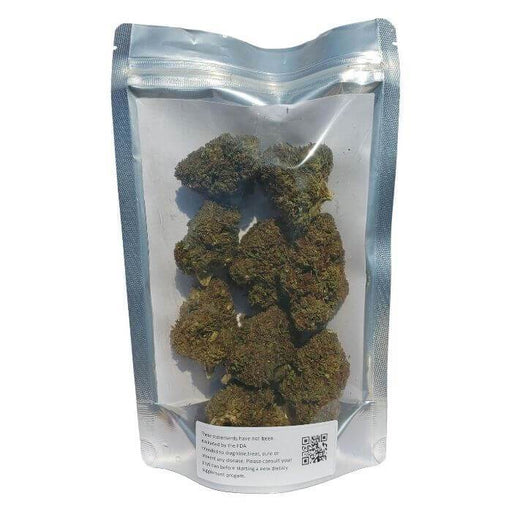 MedHemporium CBD Sour Space Candy Kush Hand Trimmed Hemp Flower