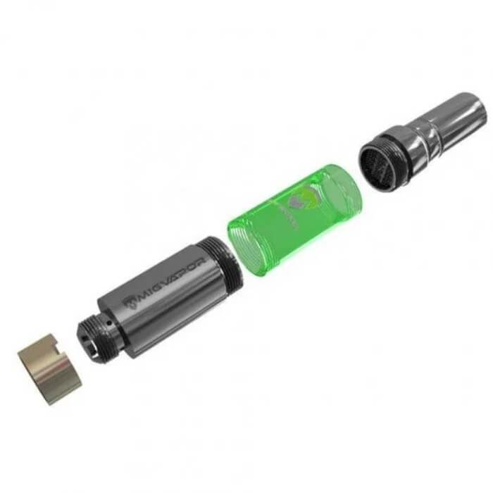 Mig Vapor Green Bullet Wax Mini Atomizer Dab Pen Tank #1
