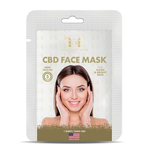 Mile High Cure CBD Face Mask