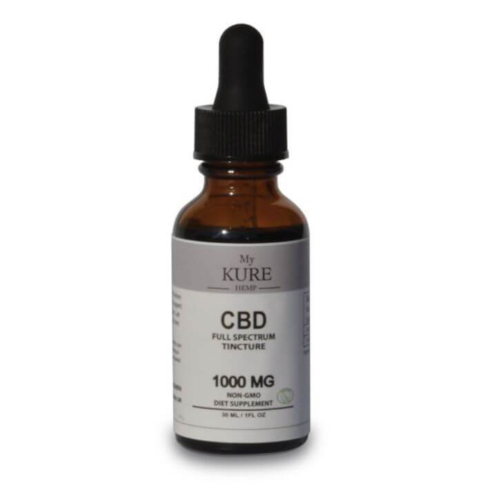 My Kure CBD Full Spectrum Oil