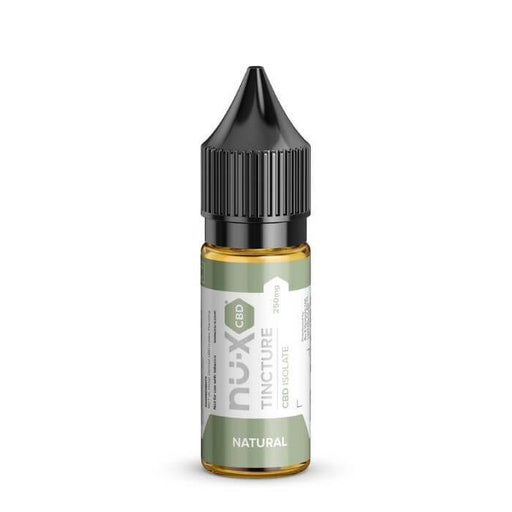 Nu-X CBD Natural Hemp Tincture