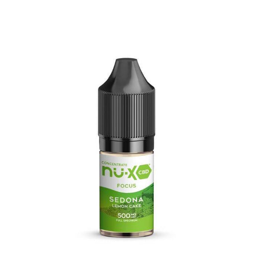 Nu-X CBD Sedona Concentrate E-Liquid