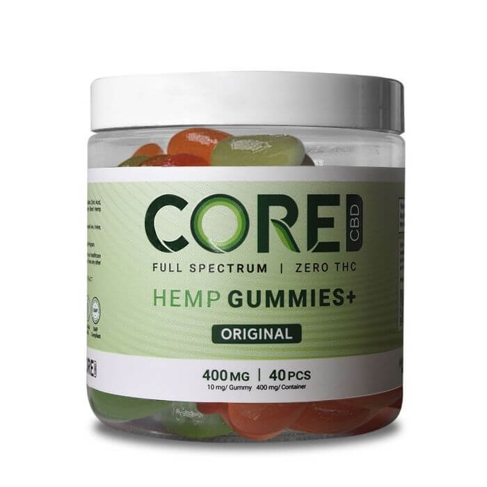 Core CBD Original CBD Gummies