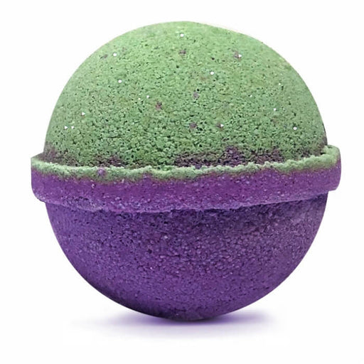 Peace and Love CBD Bath Bomb by Lifted Liquids