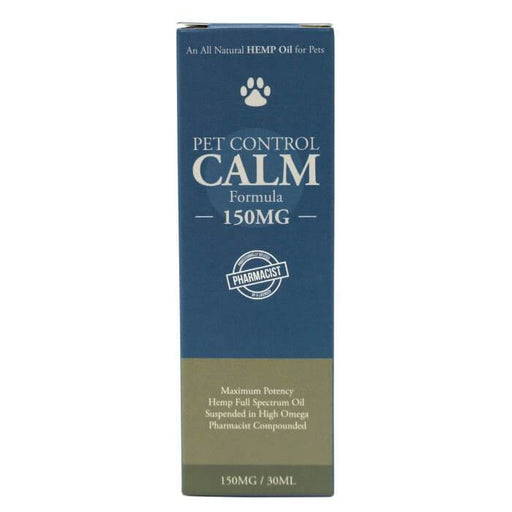 Buddha Hemp Pet Control Calm CBD Tincture