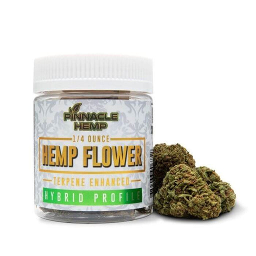 Pinnacle Hemp Flower Terpene Enhanced