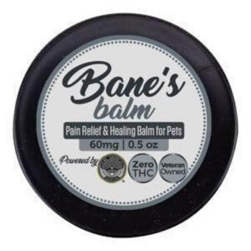 Pure American Hemp Oil CBD Healing Pet Balm