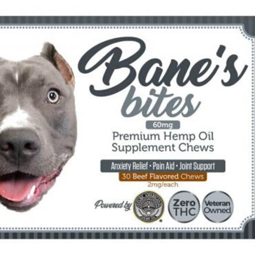 Pure American Hemp Oil CBD Pet Beef Chews