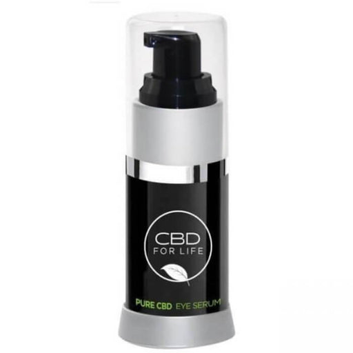 Pure CBD Eye Serum by CBD For Life