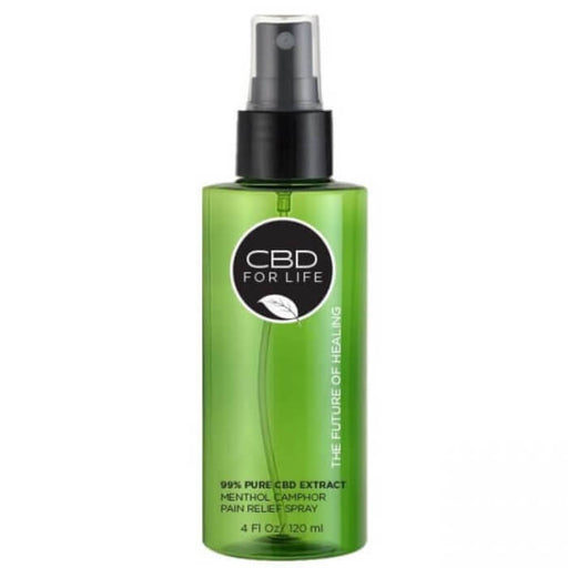 Pure CBD Pain Relief Spray by CBD For Life