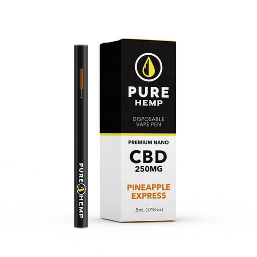 Pure Hemp CBD Pineapple Express Nano Disposable Pen