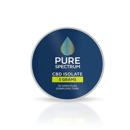 Pure Spectrum CBD Cannabidiol Isolate