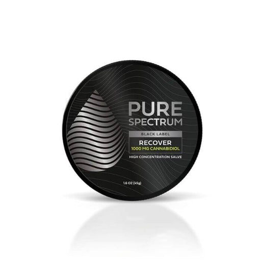 Pure Spectrum CBD Recover High Concentration Salve
