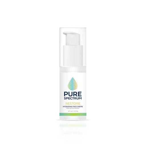Pure Spectrum CBD Restore Hydrating Face Creme