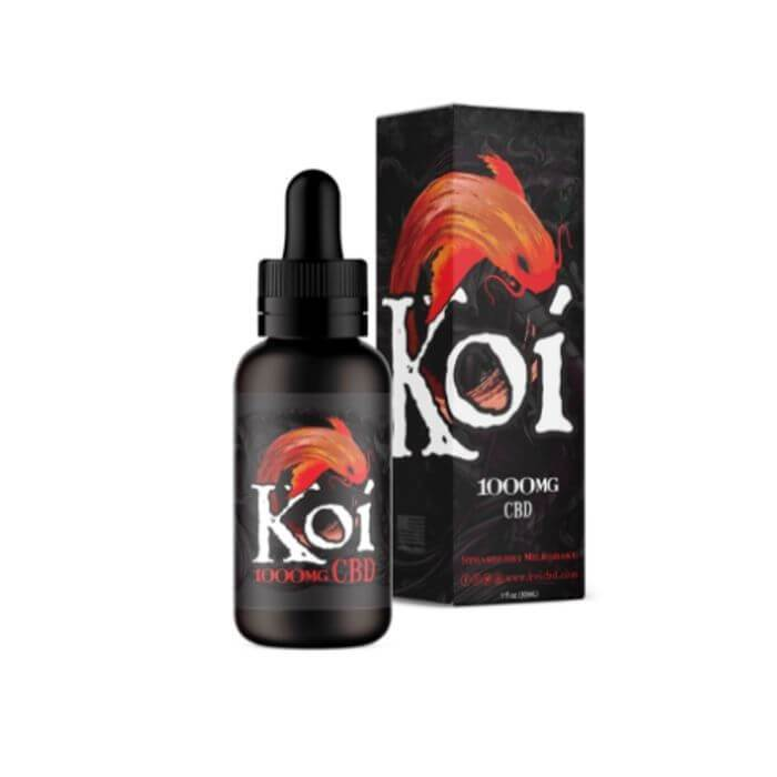 Koi CBD Red CBD Vape Juice