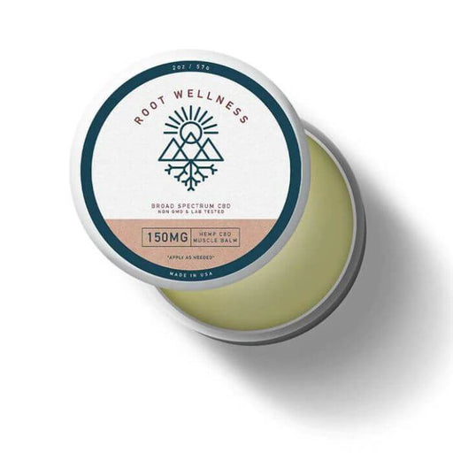Root Wellness CBD Muscle Balm